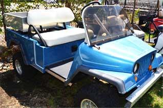 """""""JEEP"""" Body Golf Car"""