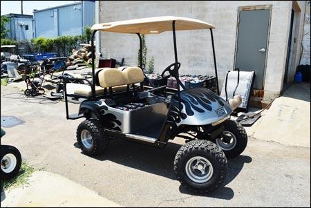 Golf Cart Repair Shop - Hampton Roads, Virginia | Hampton