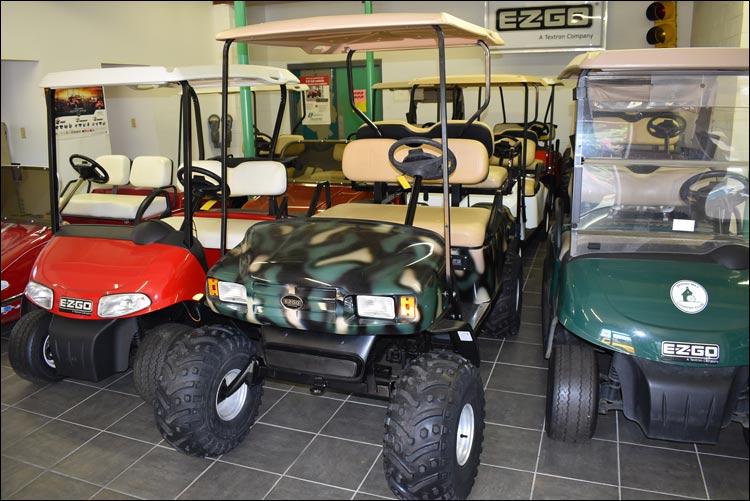 Golf Cart Parts - Batteries - Tires - Accessories | Hampton