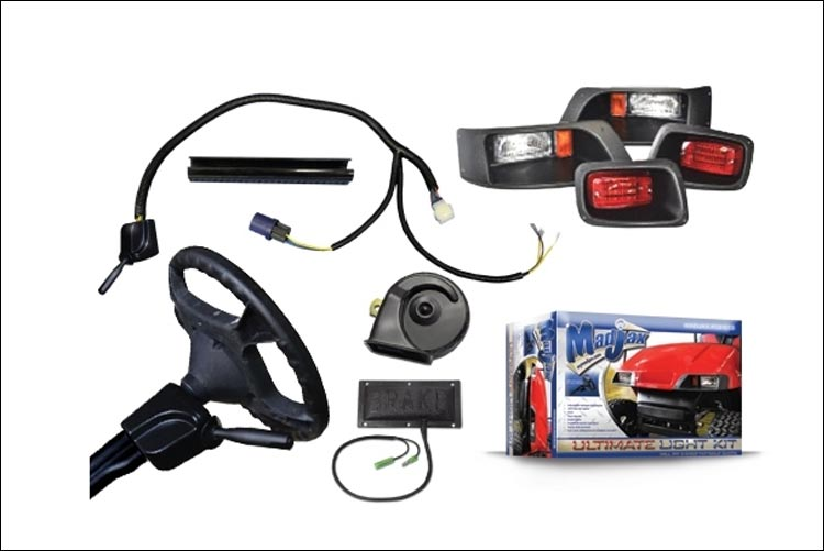 Golf Cart Parts - Batteries - Tires - Accessories | Hampton Roads