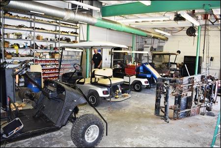 Golf Cart Repair Shop - Hampton Roads, Virginia | Hampton ... Golf Cart Batteries Rebuilt on good golf cart batteries, reconditioned golf cart batteries, installed golf cart batteries,